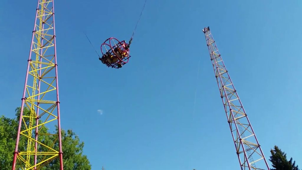 thrill rides for sale