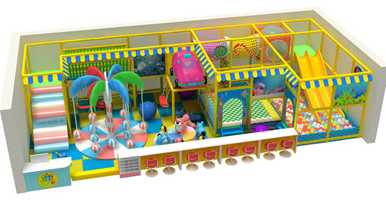 New Indoor Playground Equipment