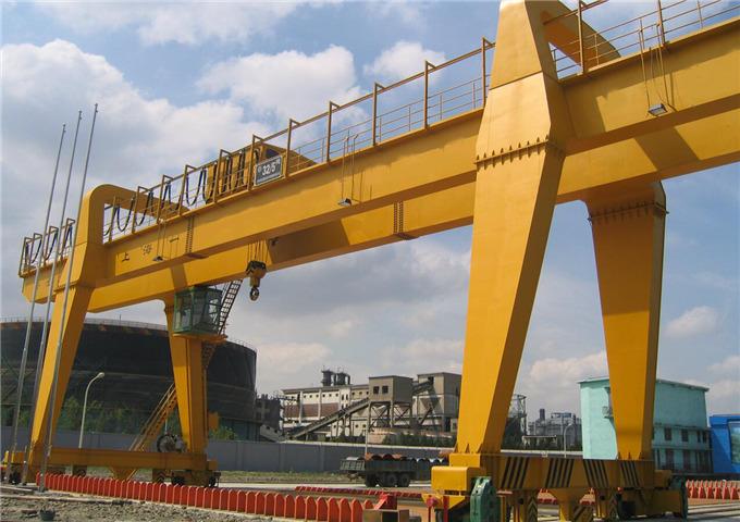 Get 32 ton overhead crane