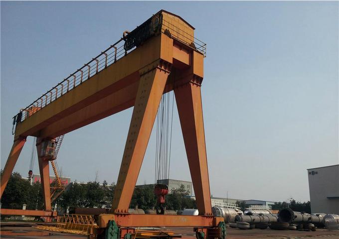 Get double girder overhead crane 32 ton