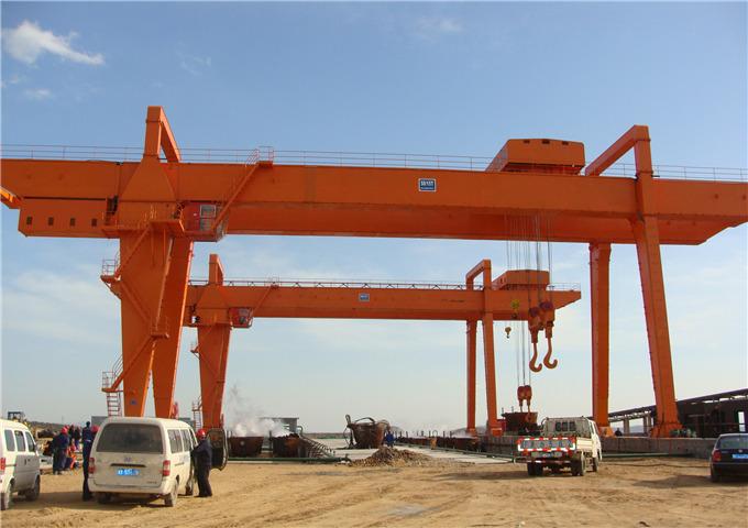 Buying double girder overhead crane 32 ton