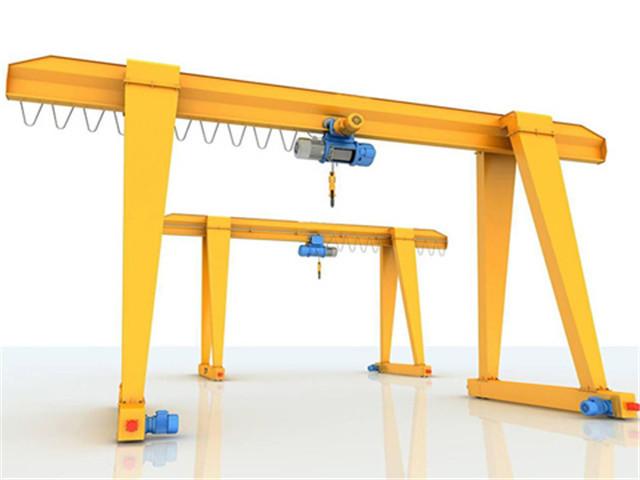 Single Girder Gantry Cranes sale